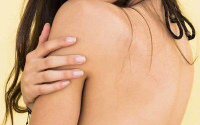 Die Haut – das größte Sinnesorgan eines Menschen