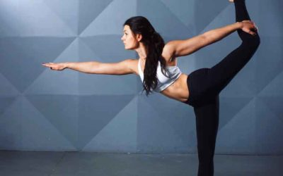Starte mit Yoga!